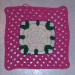 American Beauty Afghan Square ~ Ambassador Crochet