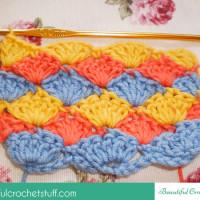 How to Make the Shell Stitch ~ Jane Green – Beautiful Crochet Stuff