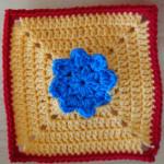 3D Flower Square ~ Le Monde de Sucrette