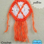Vesak Lantern Applique ~ Erangi Udeshika - Crochet For You