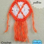 Vesak Lantern Applique ~ Erangi Udeshika – Crochet For You