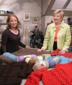 Weekend Crochet Top ~ Mary Jane Protus - Red Heart