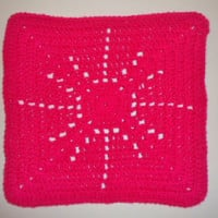 Anchor 12″ Square ~ DragonFlyMomof2 Designs