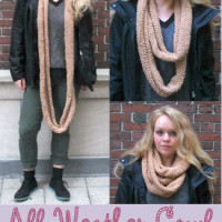 All Weather Cowl ~ Underground Crafter