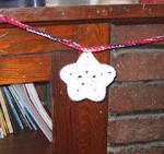 Breezy Star Garland ~ DragonFlyMomof2 Designs