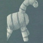 Carriage Toy ~ Antique Crochet Patterns