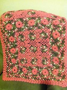 Circle Square Granny ~ Treasures Made From Yarn