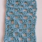 "How to Make a Granny Square into a Rectangle ~ Caissa ""Cami"" McClinton – Crochet Spot"