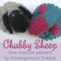 Chubby Sheep ~ Underground Crafter