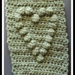 Heart Bobble ~ Heather's Crochet Blog