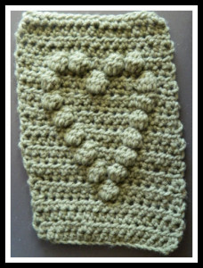 Heart Bobble ~ Heather's Crochet Blog