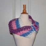 Spring Colors Cowl ~ Sara Sach - Posh Pooch Designs