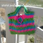 Kitties In A Row Tote Bag ~ Sara Sach – Posh Pooch Designs
