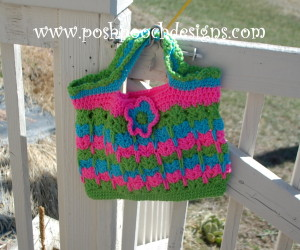 Kitties In A Row Tote Bag ~ Sara Sach - Posh Pooch Designs