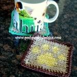 Paw Print Coaster ~ Sara Sach – Posh Pooch Designs