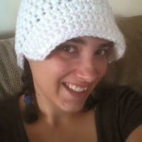 Adult Chunky Beanie with Brim Option ~ EyeLoveKnots