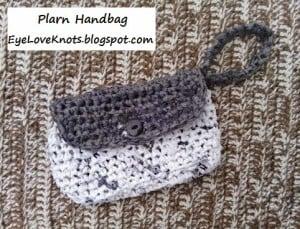 Plarn Handbag ~ EyeLoveKnots