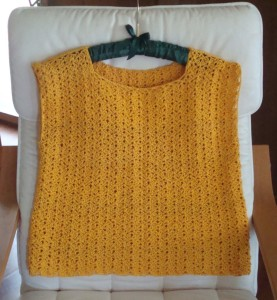 Design Your Own Crochet Summer Top ~ Patrice Walker - Yarn Over, Pull Through