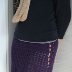 Flirty Marvel Skirt ~ Underground Crafter