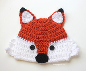 Fox Hat ~ Repeat Crafter Me