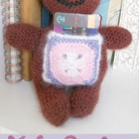 Gift Pocket Bear ~ Underground Crafter