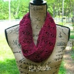 """Just to be Cute"" Scarf ~ Kathy Lashley - ELK Studio"