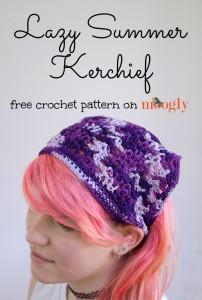 Lacy Summer Kerchief ~ Moogly