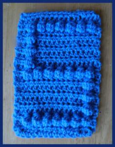 Letter S Bobble Pattern ~ Heather's Crochet Blog