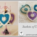 Sachets of Love ~ Pattern Paradise