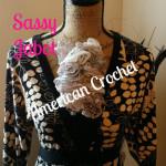 Sassy Jabot ~ American Crochet