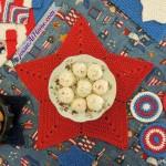 Star Trivet or Centerpiece ~ Jessie At Home