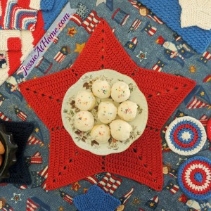 Star Trivet or Centerpiece ~ Jessie At Home