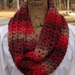 Sunset Scarf ~ Kathy Lashley - ELK Studio