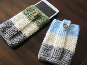 Customizable Tablet Case ~ Crochet Dreamz