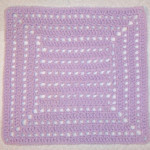 "A Whole Lotta Holes 12"" Square ~ SmoothFox Crochet and Knit"