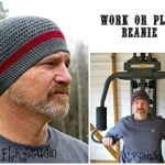 Work or Play Beanie ~ Kathy Lashley - ELK Studio