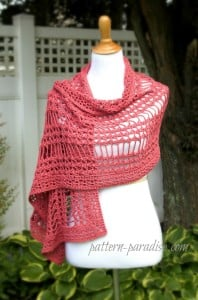 Summer Wrap ~ Pattern Paradise