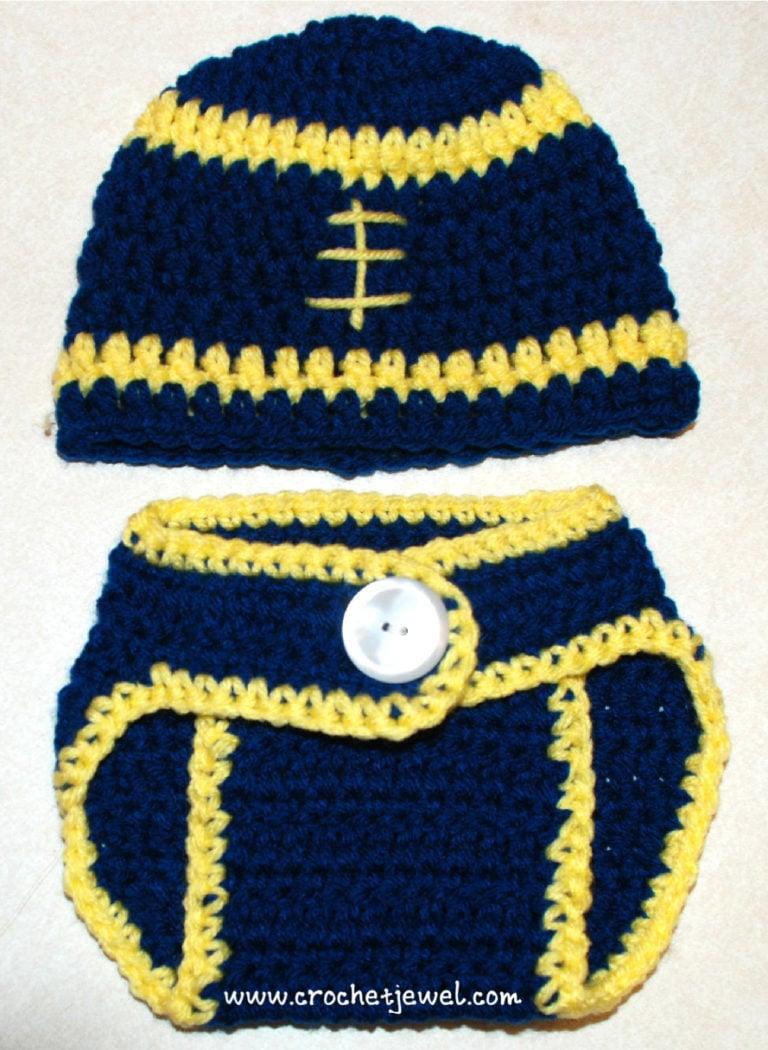 Crochet Baby Hat Pattern 0-3 Months