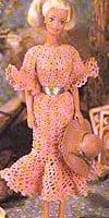 Barbie Picnic Dress ~ Jennifer Down Under