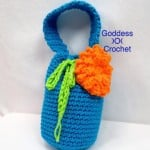 Wristlet Purse ~ Goddess Crochet
