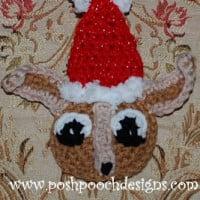 Chihuahua Christmas Ornament ~ Sara Sach – Posh Pooch Designs