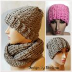 Charisma Slouchy Beanie ~ Rhelena – CrochetN'Crafts