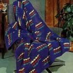Sheridan Square Afghan ~ Free Vintage Crochet