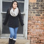 Maribel Cowl ~ Rebecca Langford – Little Monkeys Crochet