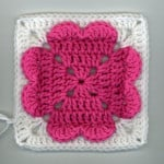 4 Hearts Square ~ Dly's Hooks and Yarns