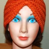 Crochet Turban Hat ~ Amy – Crochet Jewel