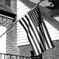 Betsy Ross Flag Pattern ~ Free Vintage Crochet