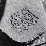 Reticella Motif for Luncheon Set ~ Free Vintage Crochet
