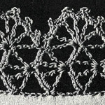 Monkeyface Lace Edging ~ FREE Vintage Crochet