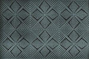 Diamond cluster bedspread free crochet pattern diamond cluster bedspread free vintage crochet dt1010fo